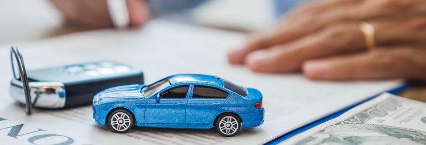 Assurance de location de voiture